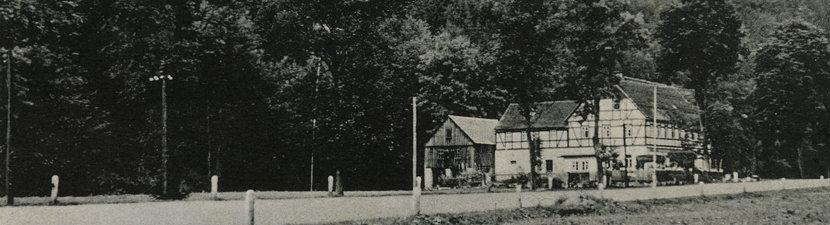 Die Rußigmühle vor 100 Jahren
