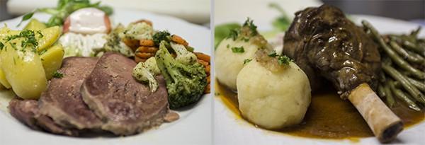 Gerichte aus unserer Karte